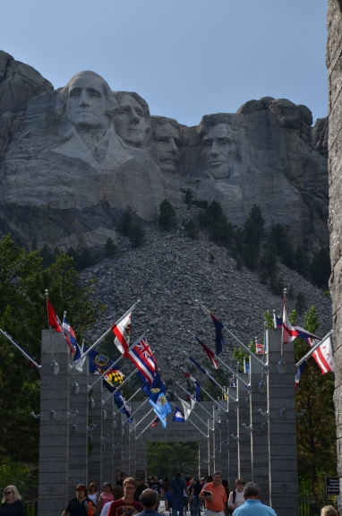 Mt Rushmore patriotism